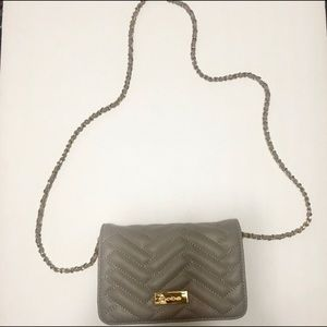 Bebe Crossbody Quilted Purse